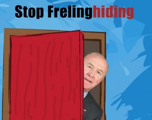 Stop Rodney Frelinghiding